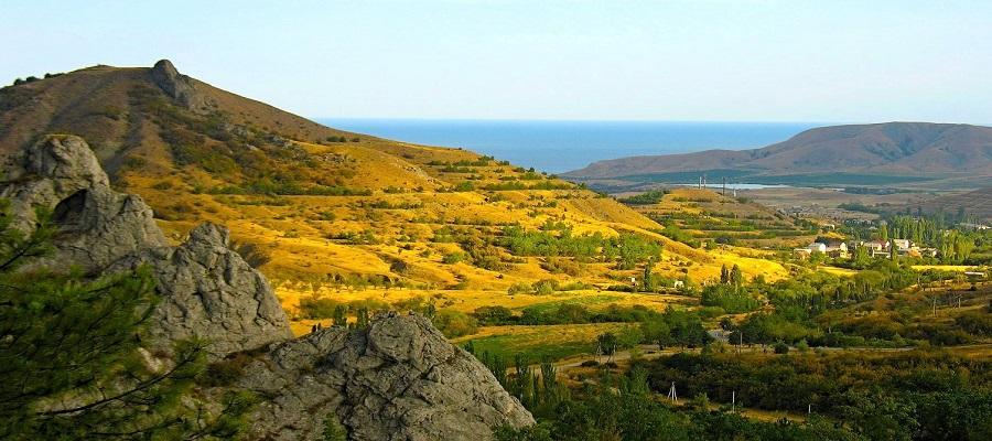 Солнечная Долина - Крым