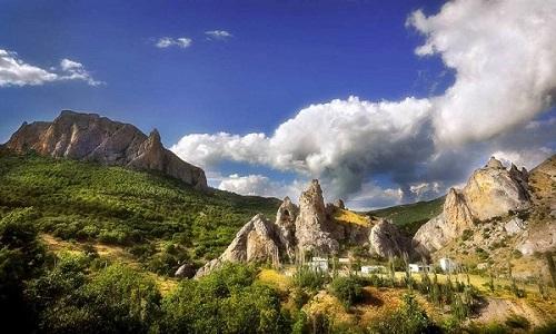 Солнечная долина в Крыму