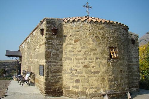 Церковь святого Ильи в Солнечной Долине