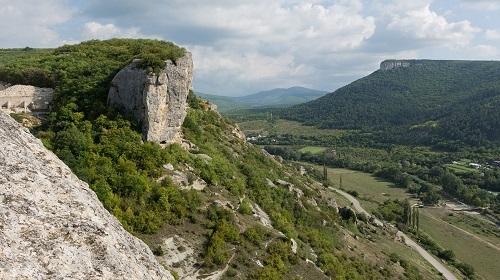 Качинская долина, Крым, Севастополь