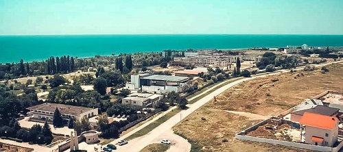 Заозерное - Крым, Евпатория