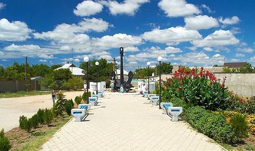 Заозерное - Крым