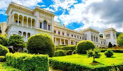 Дворец Ливадии