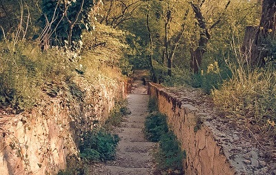 Чертова лестница, Форос, Крым
