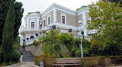 Дворец Кузнецова в Форосе, Крым