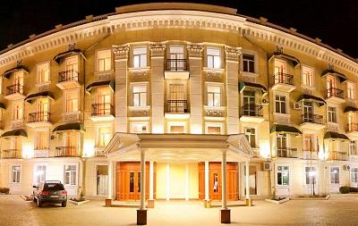гостиница Украина - Симферополь